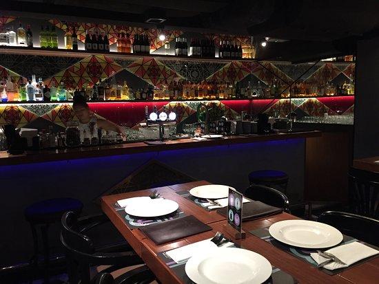 Bindaas Bar + Kitchen on Aberdeen Street