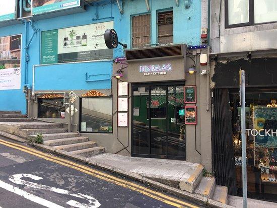 Bindaas Bar + Kitchen