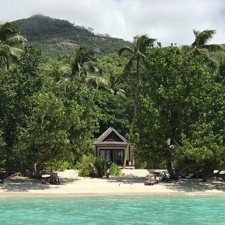 塞舌爾拉布瑞思希爾頓度假村照片