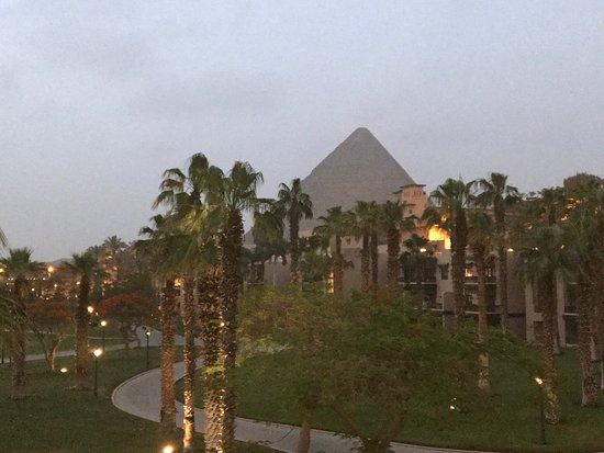 Marriott Mena House, Cairo: il est 4 heures du matin