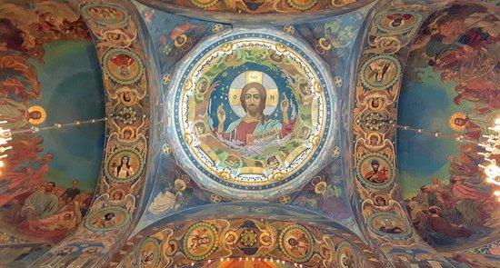 โบสถ์แห่งหยดพระโลหิตพระผู้ไถ่: Kerk van de Verlosser op het Bloed