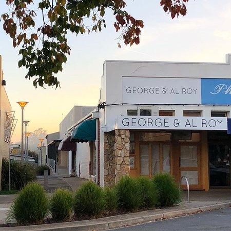 George & Al Roy