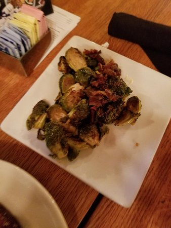 Maggie McFly's: Roasted Brussels Sprouts