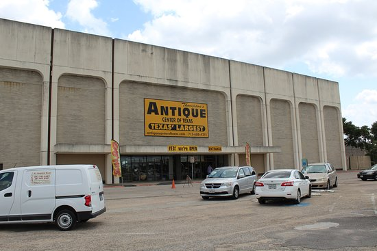 Antique Center Of Houston