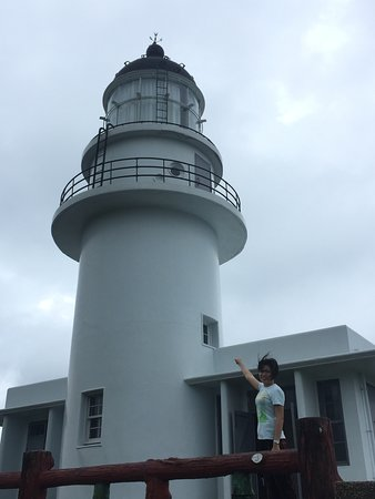 Sandiaojiao Lighthouse照片
