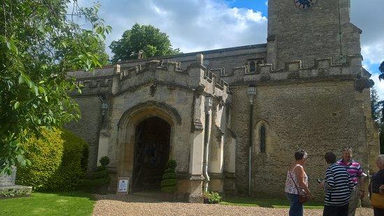 St Mary and St Edburga Church