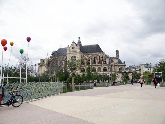 1st Arrondissement: saint Eustache