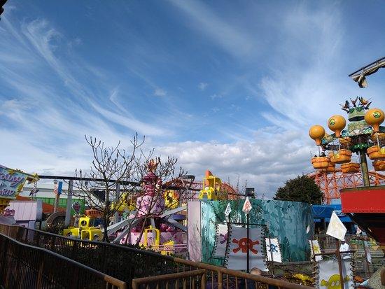 เพลเชอร์ บีช: The younger children's section of the park, really nicely done