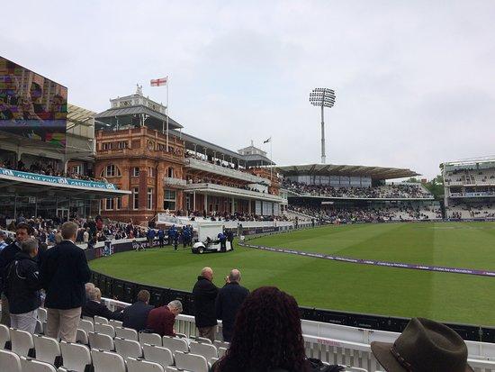 Lord's Cricket Ground: Well known landmark