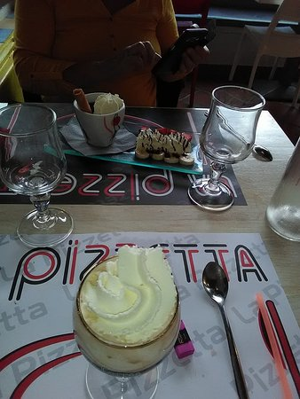 La Pizzetta: dessert