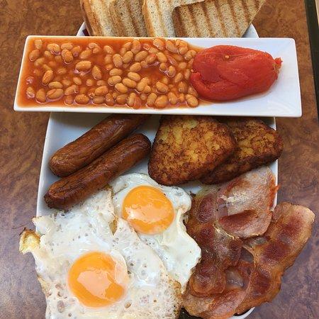 DREAM bar&grill : English breakfast 😋
