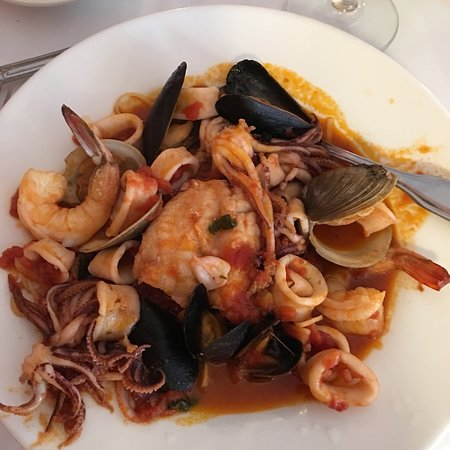 Closter, NJ: My Zuppa de pesce