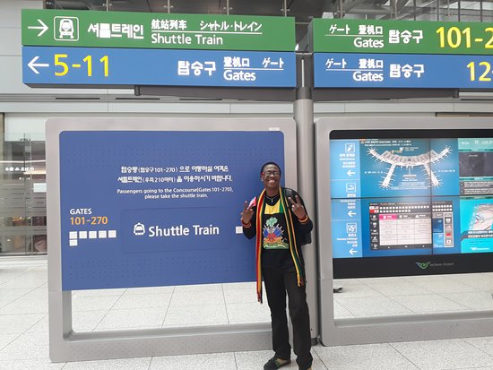 Aeromexico: Aeropuerto de Seul. Vuelo Directo Seul-México. Aeroméxico