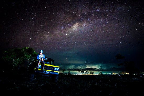 Ijen Expedition Tour: milkyway