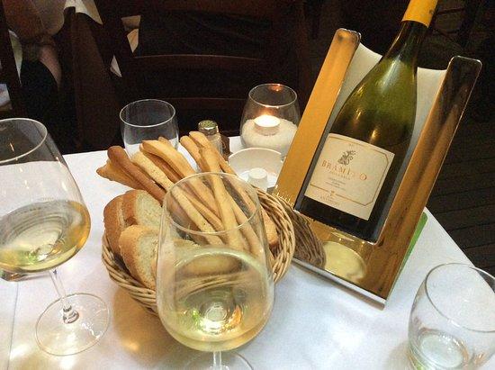 Hostaria Borromei: Chardonnay