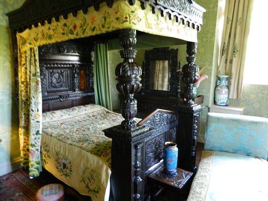 Padiham, UK: Lady Sarah's bedroom
