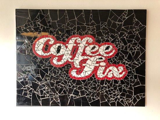 Gatley, UK: The Best Coffee Shop in the U.K.