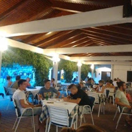 Martinscica, Chorwacja: Dinner