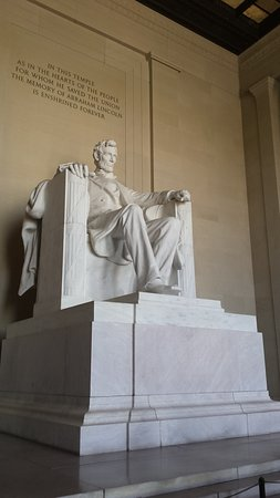 林肯纪念堂照片