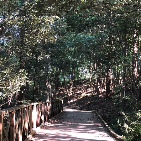 Takasaki City Senryo Botanical Garden
