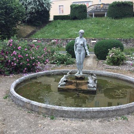 Lenzen, Tyskland: Garten