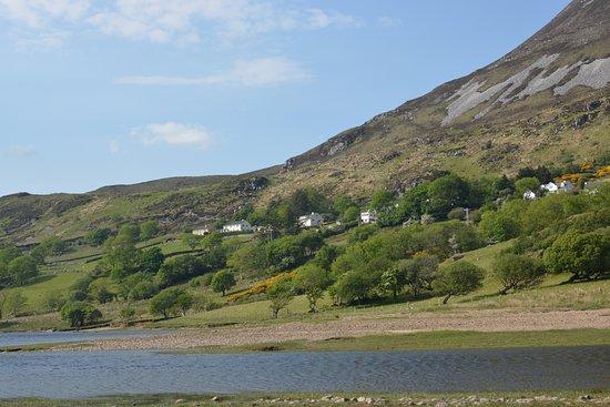 Dunlewey, Ireland: View