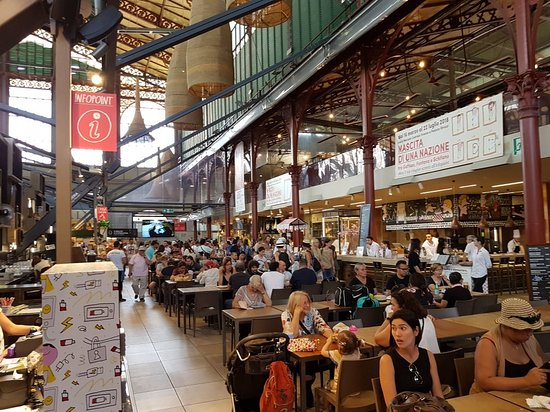 Mercato Centrale ภาพถ่าย