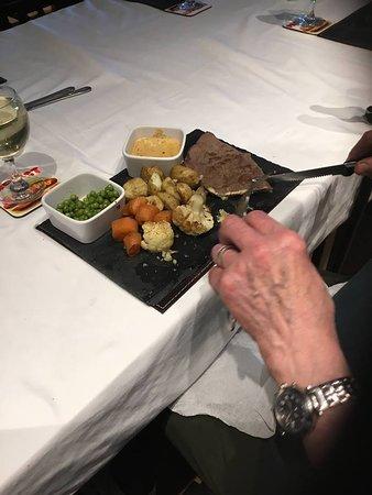 Hot Doggers Cafe : Steak