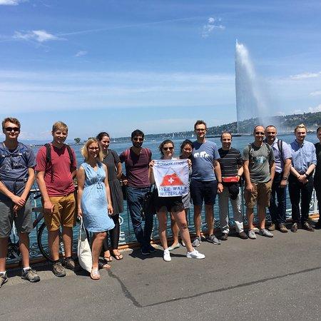 Free Walk Geneva: Heart of Geneva tours beginning of June (2n-3June) with awesome groups!
