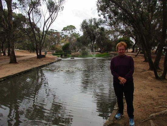 Wagin, Australia: Lovely grounds.
