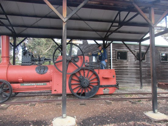 Manjimup Heritage Park: Some of the attractions