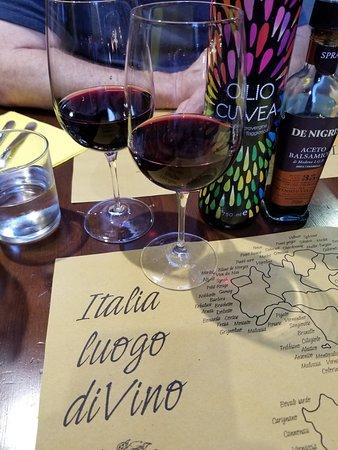 Osteria Pandemonio: Lingurian Region Olive Oil
