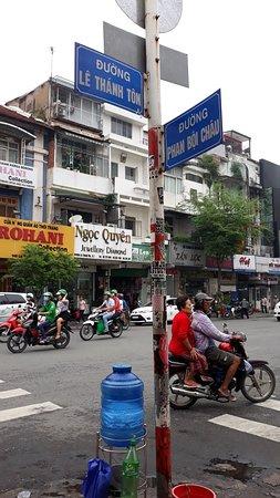 Foto Ben Thanh Market