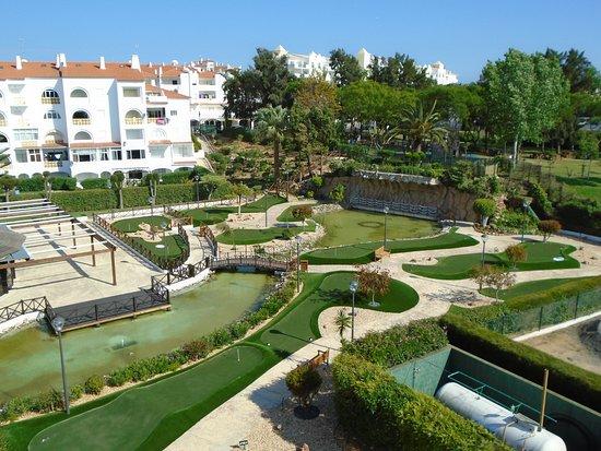 Ondamar Aparthotel: New mini golf area