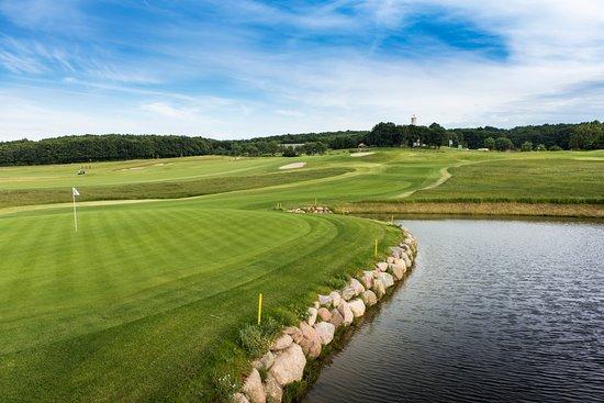 Lohme, Germany: Golfcourse Schloss Ranzow