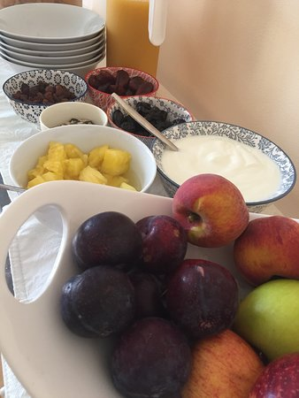 Western Greenway B&B : Breakfast