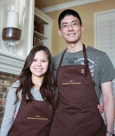 Dallas Chocolate Classes: Earn your chocolate conoisseur apron!