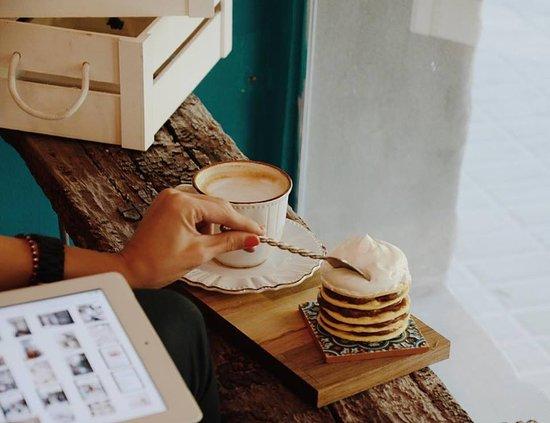 Rama Negra Casa de Cafe照片