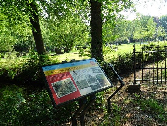 19de eeuwse Noorderbegraafplaats Assen uit 1822 in het Asserbos