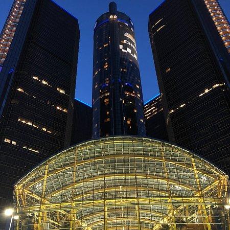 Bilde fra Detroit Marriott at the Renaissance Center