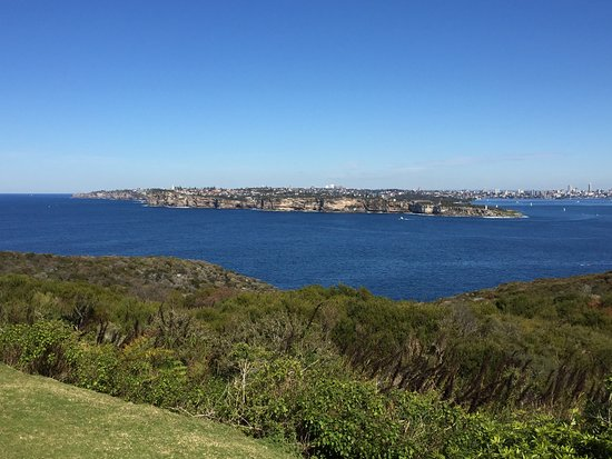 AEA Luxury Tours: North head