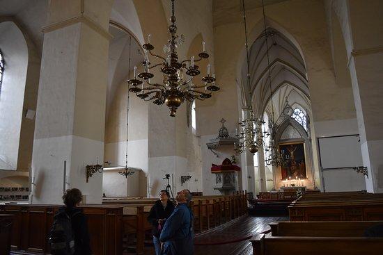 奥利维斯特教堂照片