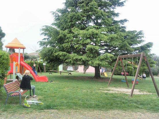 Camping Cisano San Vito: Giochi all'aperto