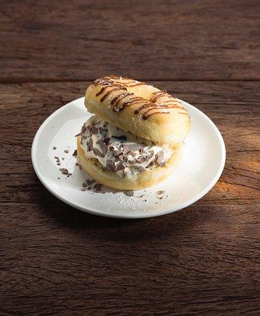Balthasar: Ice cream donut