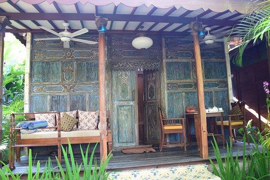 Villa Kampung Kecil: 1 bedroom studio (villa klaten)
