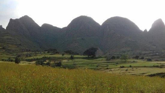 Hike in Ethiopia : Stunning