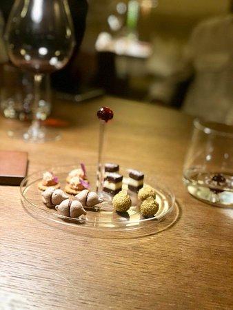 L'ALCHIMIA Ristorante & Lounge Bar: coccole finali