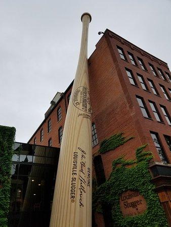Louisville Slugger Museum & Factory: 20180601_094200_large.jpg