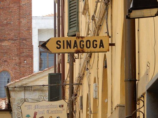 Sinagoga di Pisa: indication