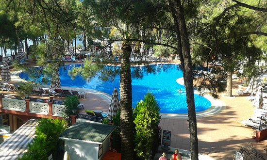 Grand Yazici Club Marmaris Palace: Main Pool